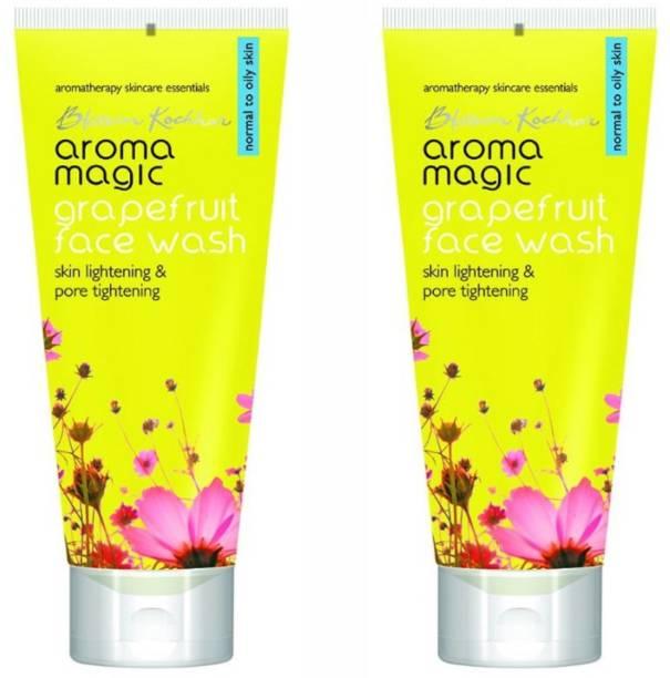 Aroma Magic Grapefruit Pack Of 2 Face Wash