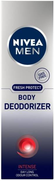 NIVEA Fresh Protect Intense Deodorizer Deodorant Spray  -  For Men