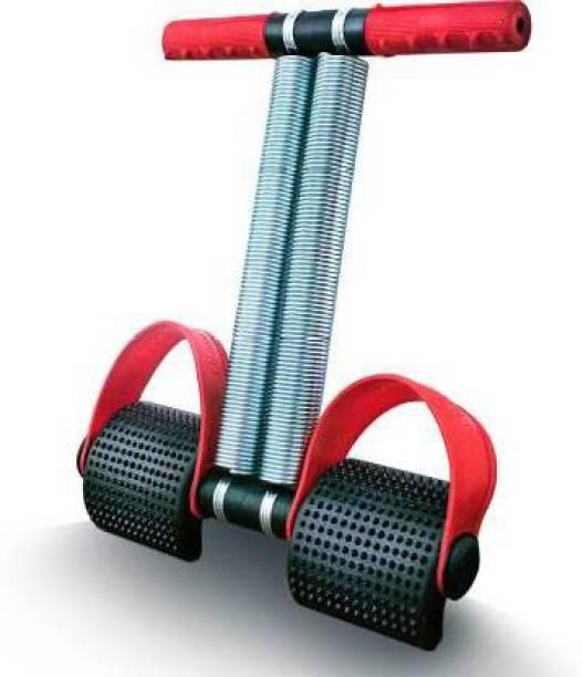 BOLDFIT Double Spring Tummy Trimmer For Men & Women, Abs Exerciser For Home & Gym Use. Ab Exerciser
