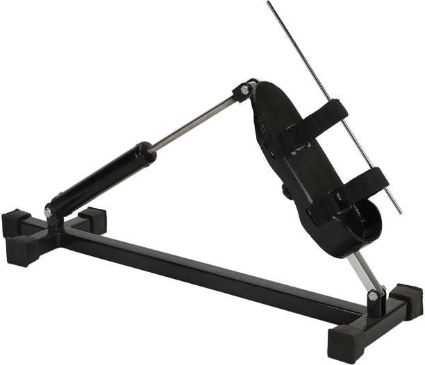 Physiogears Heel Exerciser With Metal Base Balance Disc Fitness Balance Board