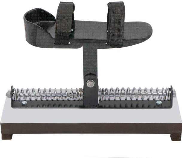 Physiogears Ankle Exerciser with Wooden Base Balance Disc Fitness Balance Board