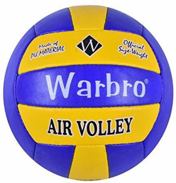 WARBRO AIR VOLLY BEACH VOLLEYBALL Volleyball - Size: 5