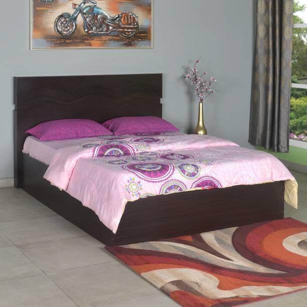 @Home by nilkamal Waverton Engineered Wood Queen Box Bed