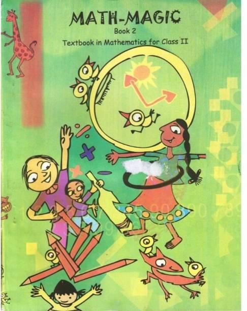 Math Magic Textbook in Mathematics for Class - 2
