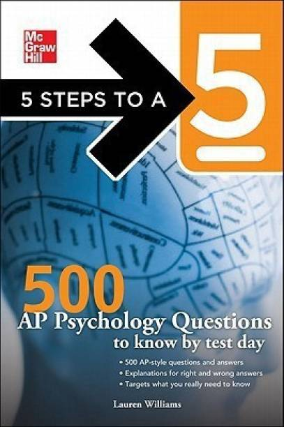 5 Steps to a 5 500 AP Psychology Questions to Know by Test Day 1st Edition