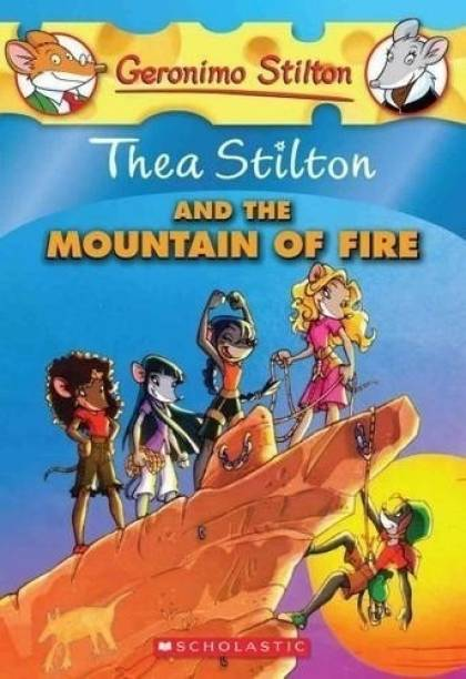 THEA MOUNTIAN OF FIRE #2