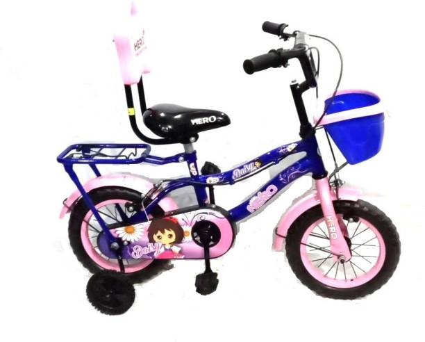 HERO Daisy Pink 12 T Road Cycle