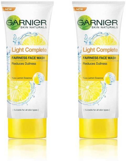 GARNIER Skin Naturals Light Complete Fairness Facewash Face Wash
