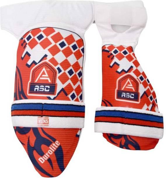 ASC (Combo) Cricket Thigh Guard Pad - Durolite (Mens) Cricket Thigh Guard