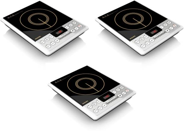 PHILIPS HD4929 PACK OF 3 Induction Cooktop