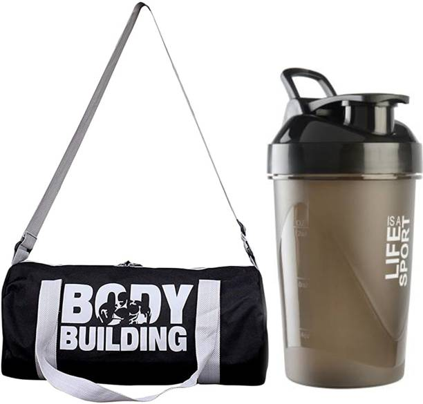 Hang It Bag & Sippers Bottle ll Football & Fitness Kit