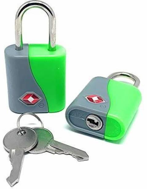 Volo Metal Luggage Locks (Pack of 2) Padlock