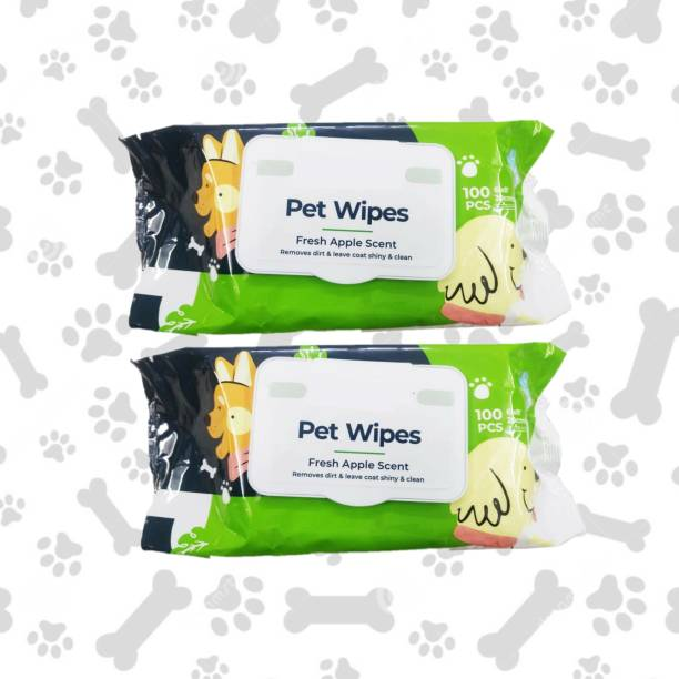Pet Needs PNI-PA-TP-11 Pet Ear Eye Wipes