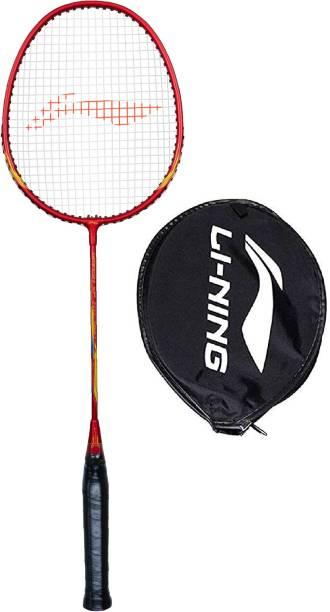 LI-NING Smash XP 707 Pro Red, Yellow Strung Badminton Racquet
