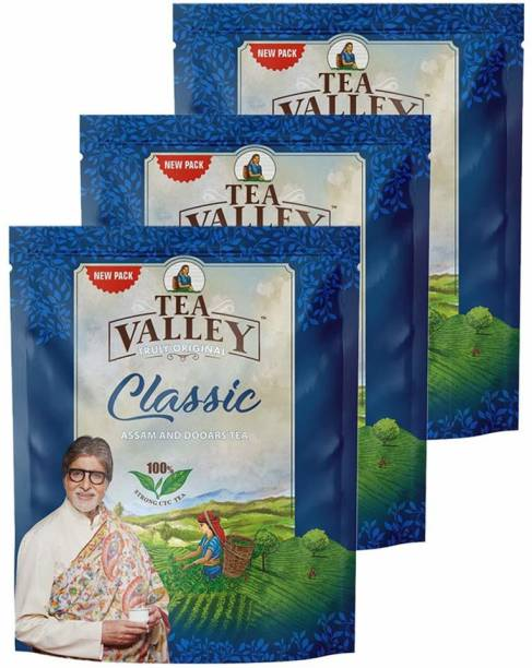 Tea Valley Classic Assam & Dooars Tea Black Tea Tin