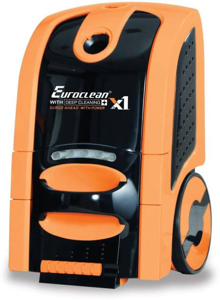 EUREKA FORBES Euroclean X-1 Vaccum Cleaner Home & Car Washer