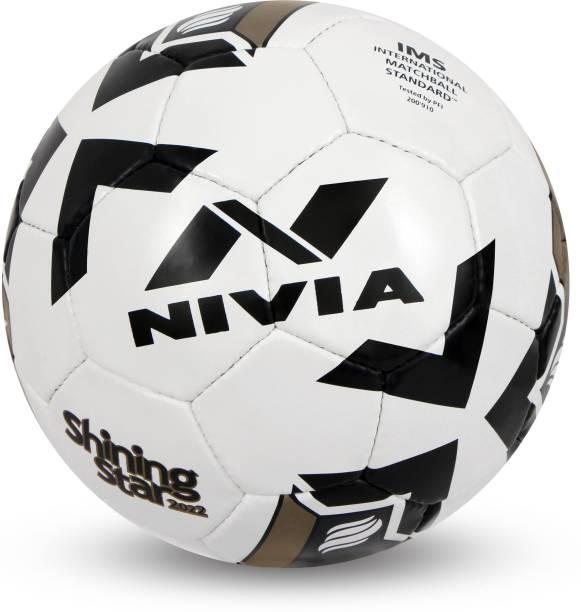 NIVIA Shinning Star - 2022 Football - Size: 5