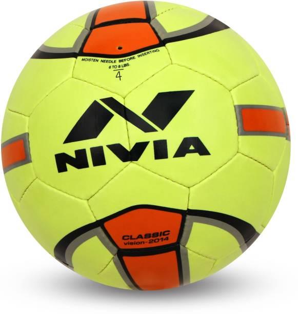 NIVIA Classic Football - Size: 4