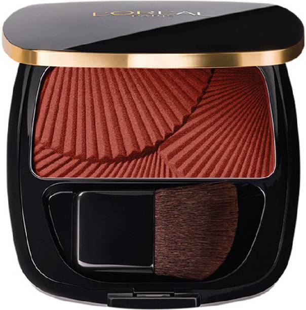 L'Oréal Paris Le Blush Bar Shimmer, 8 City Explorer, 4.5g