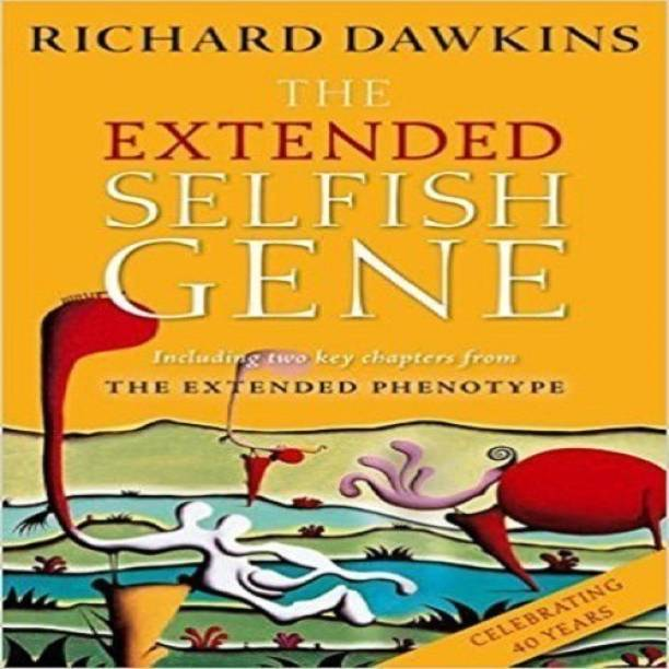 The Extended Selfish Gene - The Extended Selfish Gene Hardcover – 22 Sep 2016