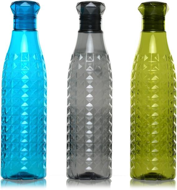 Flipkart SmartBuy Daimond Cap water bottle of 1000 ml Bottle