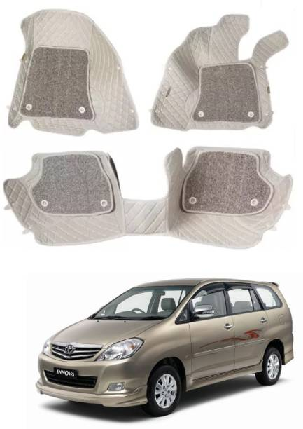arneja trading company Leatherite 7D Mat For  Toyota Innova