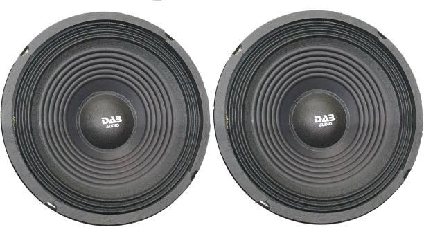 DAB 8 inch ( 2 pieces) 9017 Magnet Speaker Pair Subwoofer