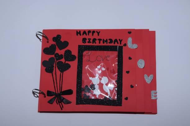 caughtout love 3D greeting Greeting Card