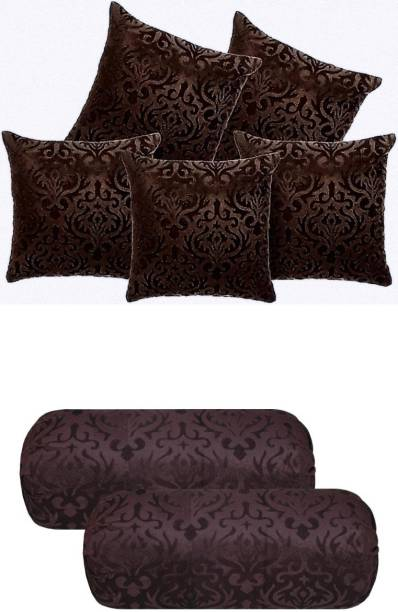 igi Damask Cushions & Bolsters Cover