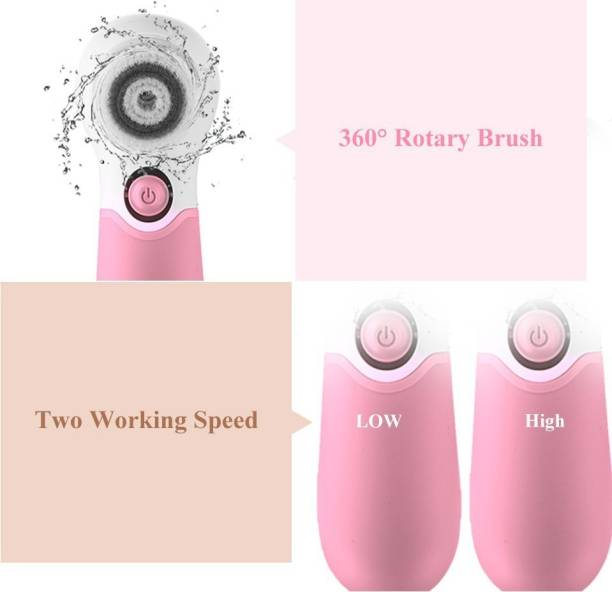 touchbeauty TB 14839 Facial Cleanser System & Brush