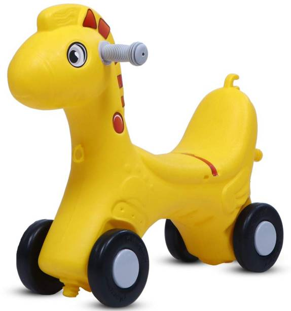 baybee Baby Horse Rider-Kids Ride On Push Car Toy Car Rider Babies Toy Toddler Baby Rocker seat Toys 1-3 Years Old Child - Indoors and Outdoors Kids Rideons & Wagons Non Battery Operated Ride On