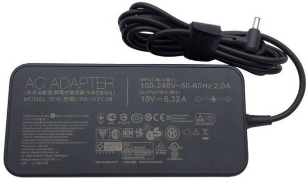 MACKTECH 19V 6.32A 120W Laptop Adapter A15-120P1A PA-1121-28 AC Power Charger FX504 UX510UW N56J N56VM N56VZ N750 N500 G50 N53S N55 Laptop 120 W Adapter