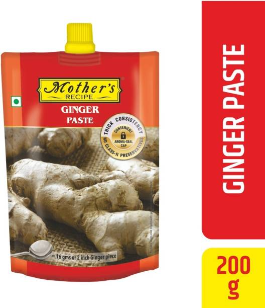 MOTHER'S RECIPE Ginger Paste