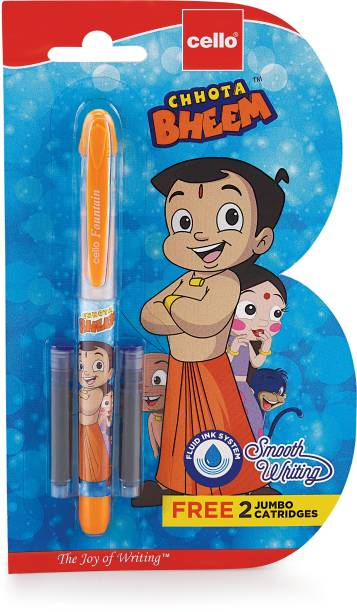 cello Chota Bheem Fountain Pen
