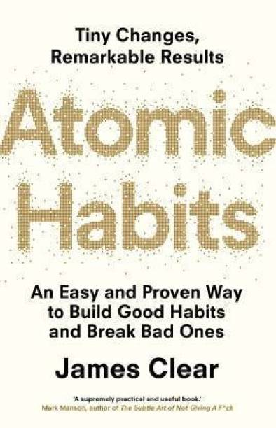 Atomic Habits (Paperback, Clear James)