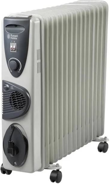 Russell Hobbs OFR ROR 15F Oil Filled Room Heater