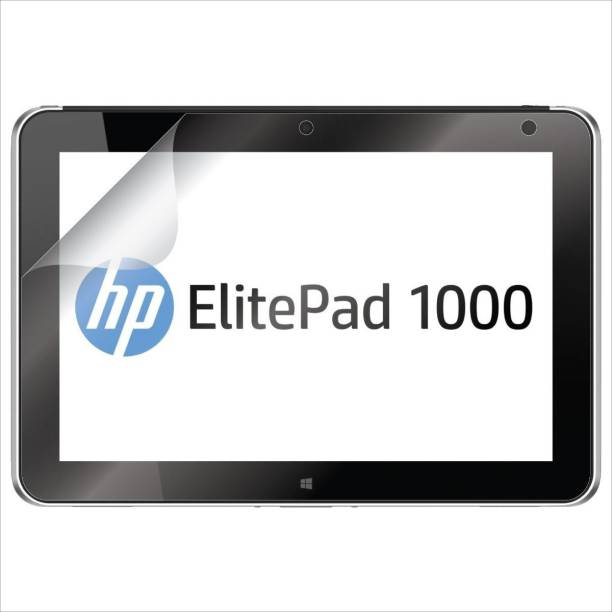 Tuta Tempered Screen Guard for HP ElitePad 1000 G2 Healthcare Tablet (10.1 inch) Tablet