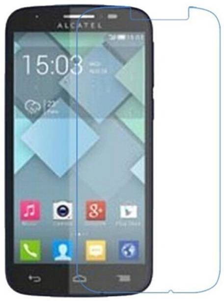 Sheel Grow Tempered Glass Guard for Alcatel One Touch Pop 7S (7.0-inch) Tab