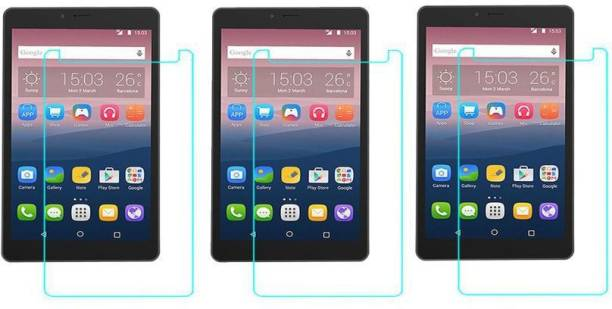 Sheel Grow Tempered Glass Guard for Alcatel OneTouch Pixi 4 (7) (7.0-inch) Tab