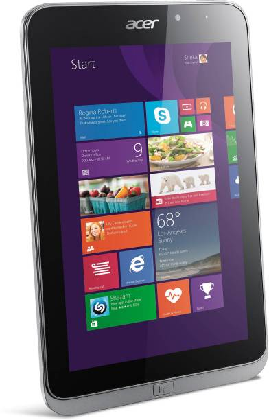 Shell Guard Screen Guard for Acer Iconia W3 (8.10-inch) Tab