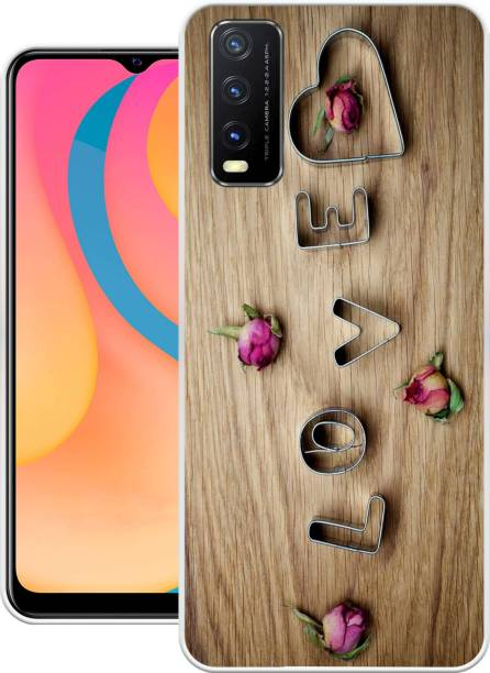 Smart Cases Back Cover for Vivo Y20