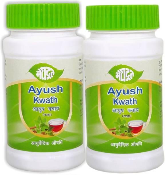 MEGHDOOT Ayush Kwath (Kadha) 100gm (Pack of 2)