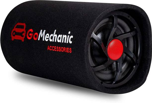 GoMechanic TAURUS-T2 10 Inch Active Bass 5000W High Quality Output Crystal Clean Low Frequency Basstube Audio Subwoofer
