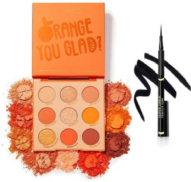 GFSU BEST QUALITY INSTANT GLOW HIGH PIGMENTED EYE SHADOW AND LINER