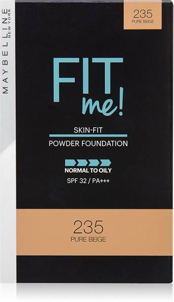 MAYBELLINE NEW YORK Fit Me Two Way Cake (Powder Foundation) Compact