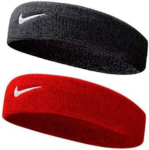 R-Lon Workout Headband for Women & Men Sports Sweatband-All Sports Wear (Pack of-2)-SK2 Fitness Band