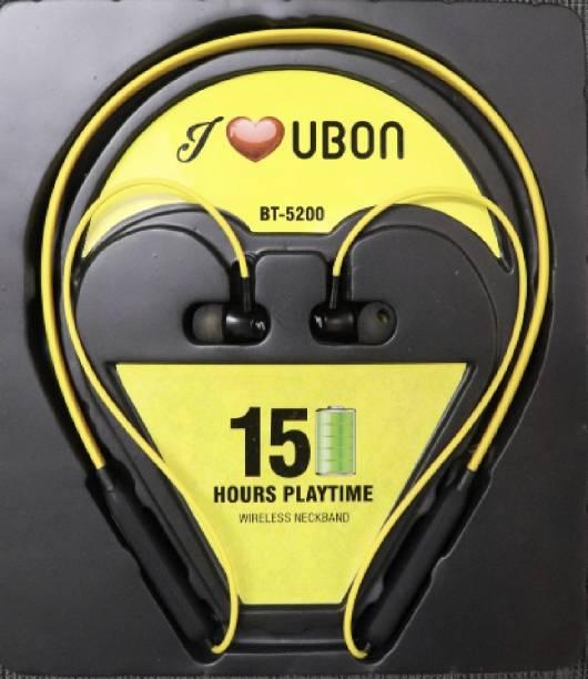 Ubon BassFactory2.0 India15Hr Play wireless bluetooth earphone Bluetooth Headset Bluetooth Headset