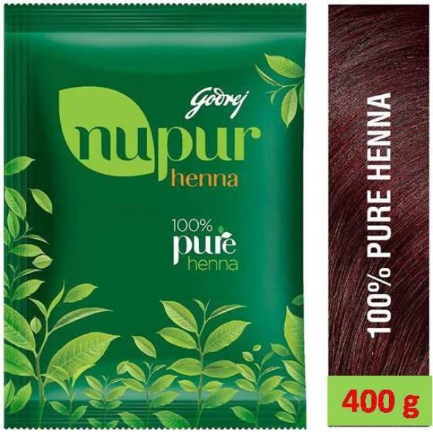 Godrej NUPUR HENNA (400g x1N)