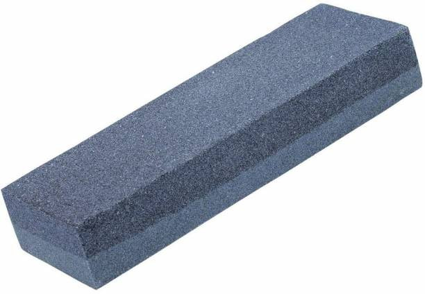 Wovas Premium Sharpening Stone For Sharpening Knives and Tool, 2 Side Grit, Non Slip, Polishing Tool for Kitchen, Combination Stone, Best Grinding Device. Knife Sharpening Stone