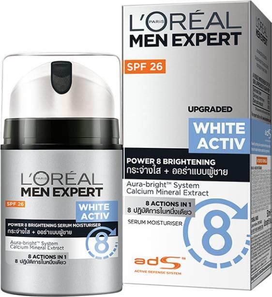 L'Oréal Paris Men Expert White Activ Whitening Moisturing Fluid